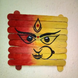 Craft for home decoration Maa Durga