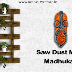 Saw Dust Work – Wall Hanging Handcraft mask